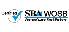 woman owned small business logo