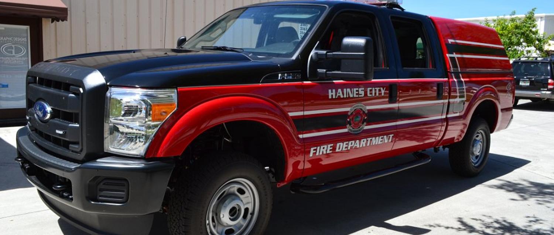 Fire Truck Graphics