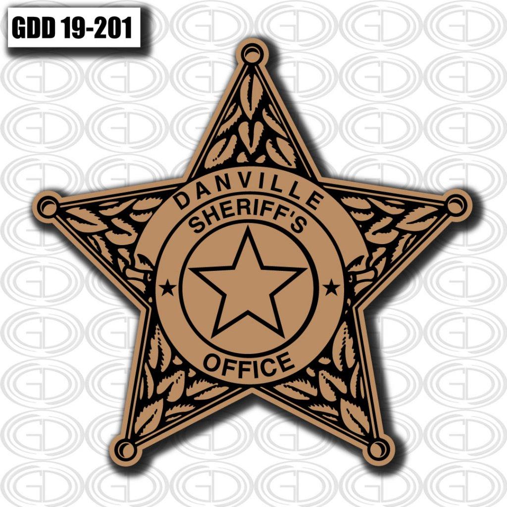 danville sheriff's office logo