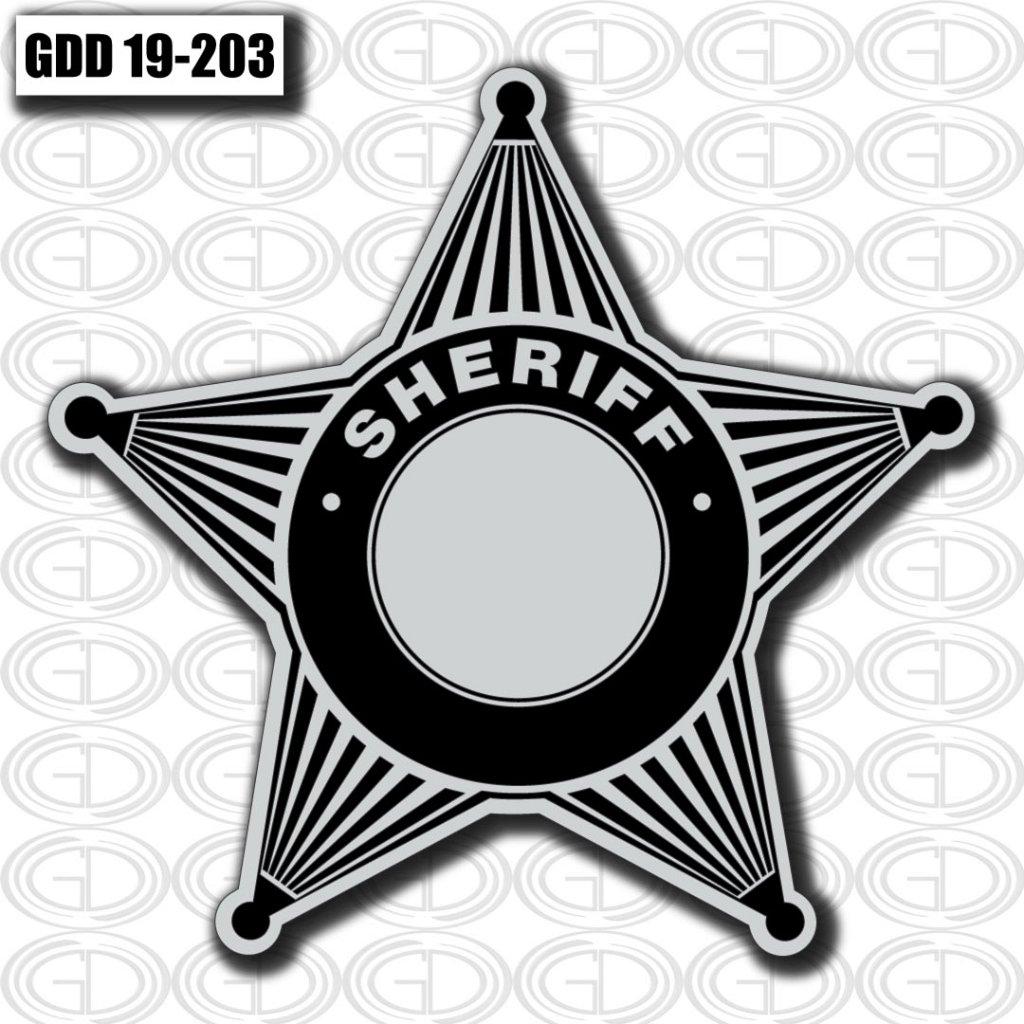 gdi logo design for sheriff