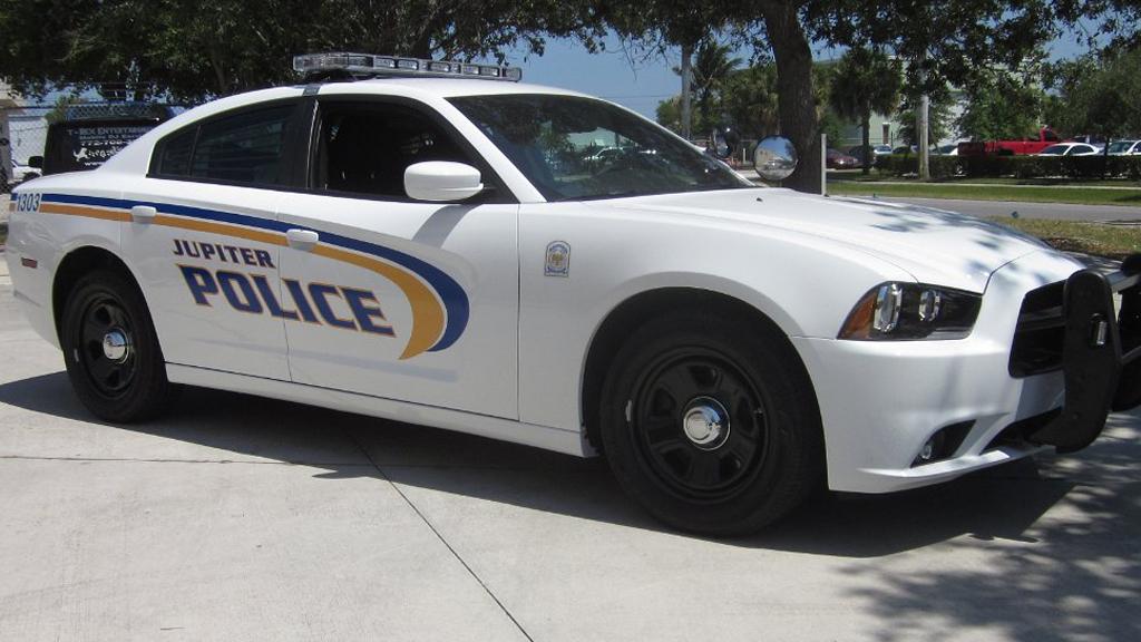 sideview design of a jupiter police car