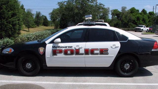 sideview design of melbourne police car
