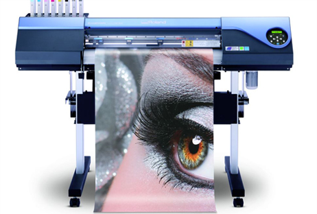 image of a digital printing machine