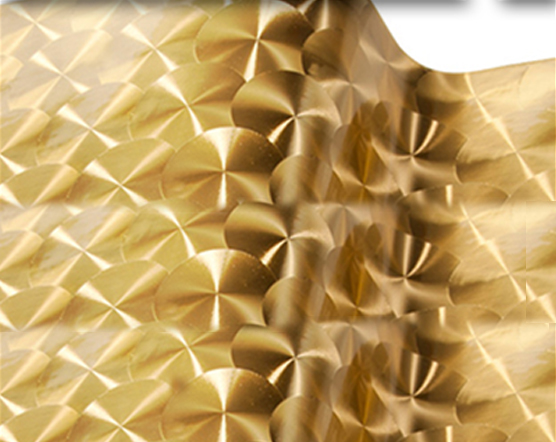 graphic gold design